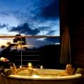 Líbánky na Fidži v Outrigger On The Lagoon