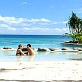 Líbánky na Fidži v Treasure Island