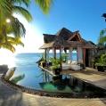 Líbánky na Mauriciu v Royal Palm