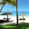 Líbánky na Mauriciu v Trou Aux Biches