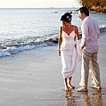 Svatba na Svaté Lucii v Calabash Cove