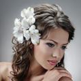 Svatební účesy a líčení